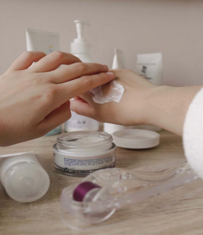Ativos para pele sensível