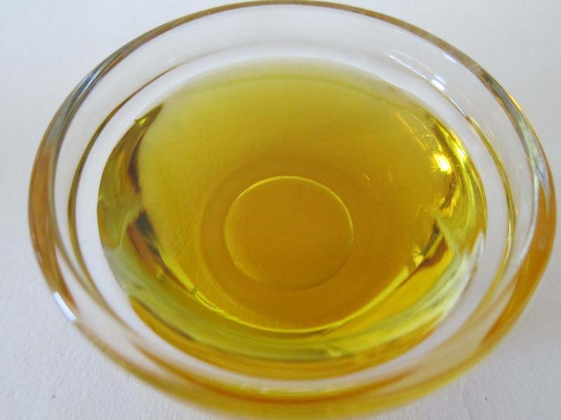 Extração de óleo de baru