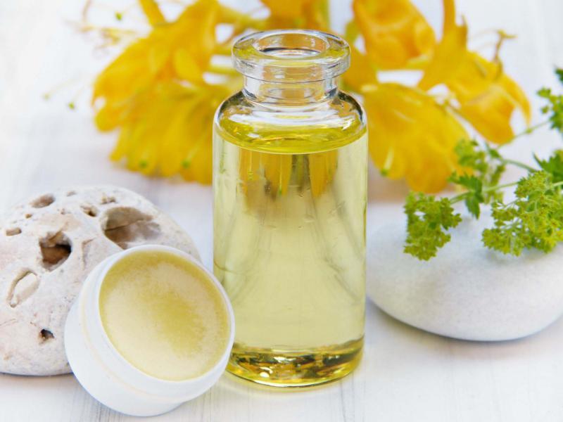 Insumos para cosméticos naturais