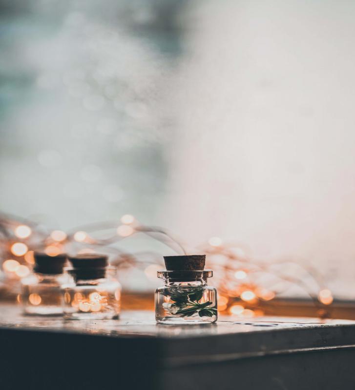 Insumos orgânicos para cosméticos